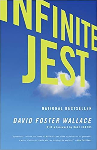 David Foster Wallace -Infinite Jest - 1996