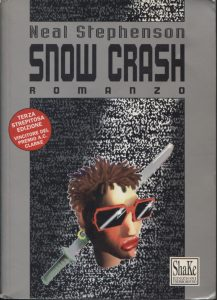 Neal Stephenson - Snow Crash - 1992